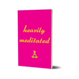 Heavily Meditated Woman Notebook