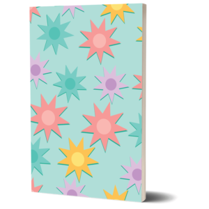Oh I'm Star-ry Notebook