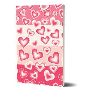 You're all Heart Notebook