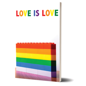Like a brick, straight to the point Notebook