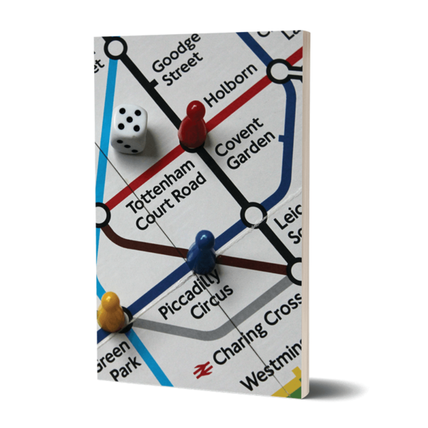 London Notebook: (GoT) Game of Tubes Notebook