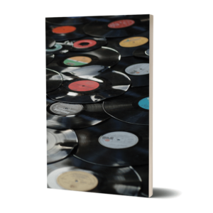 The Vinyl Resting Place Notebook
