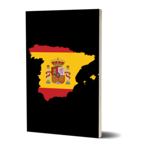 The Kingdom of Spain Notebook